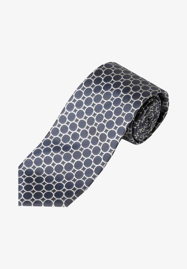 Cravate - marine