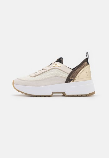 CHAPLIN TRAINER - Sneakers laag - cream/multicolor
