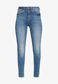 edc by Esprit - Jeans Skinny Fit - blue medium wash - 3