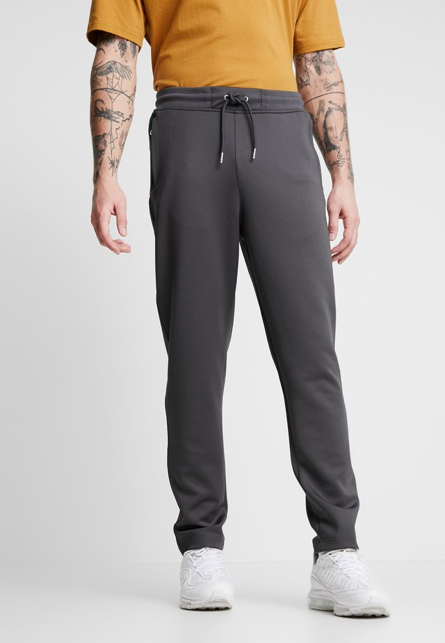 MARTIN - Tracksuit bottoms - charcoal