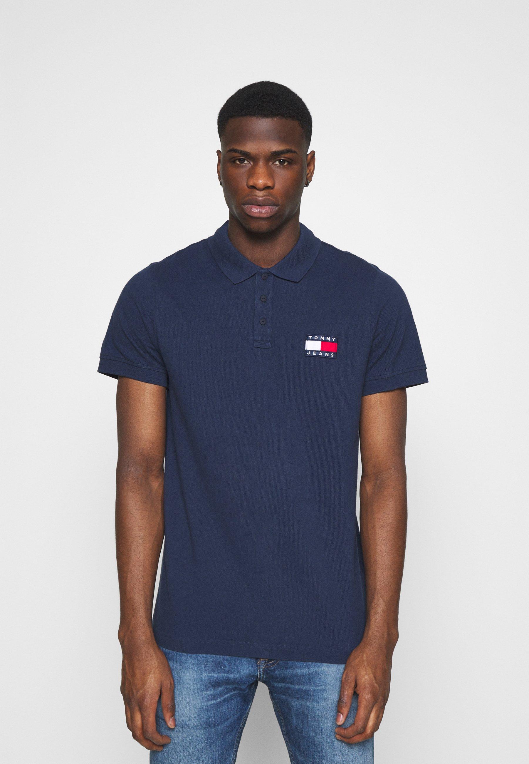 Men BADGE LIGHTWEIGHT - Polo shirt