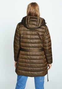 Violeta by Mango - SELLER7 - Down coat - braun - 2