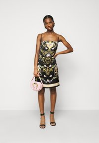 Versace Jeans Couture - LADY DRESS - Koktejlové šaty/ šaty na párty - black - 1