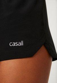 Casall - LIGHT SHORTS - Sports shorts - black - 5