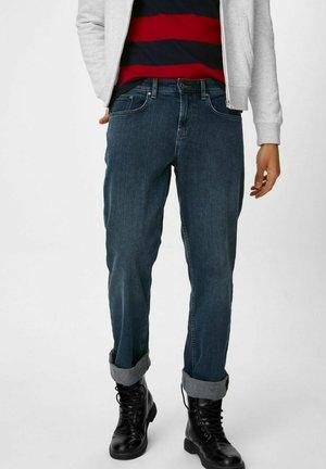 Straight leg jeans - jeans-blau