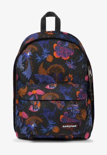 OUT OF OFFICE - Rucksack - bozoo purple