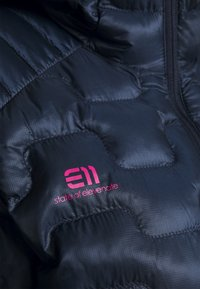 State of Elevenate - WOMENS MOTION HOOD - Chaqueta de esquí - dark blue - 6