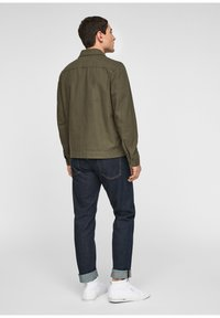 s.Oliver - Summer jacket - green - 2