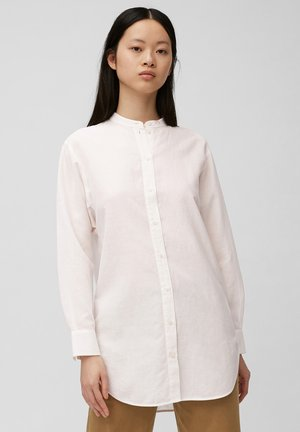 Button-down blouse - paper white