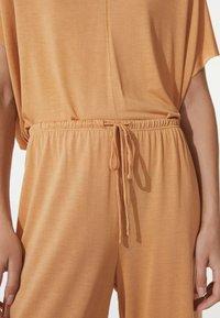 OYSHO - Pyjama bottoms - yellow - 3