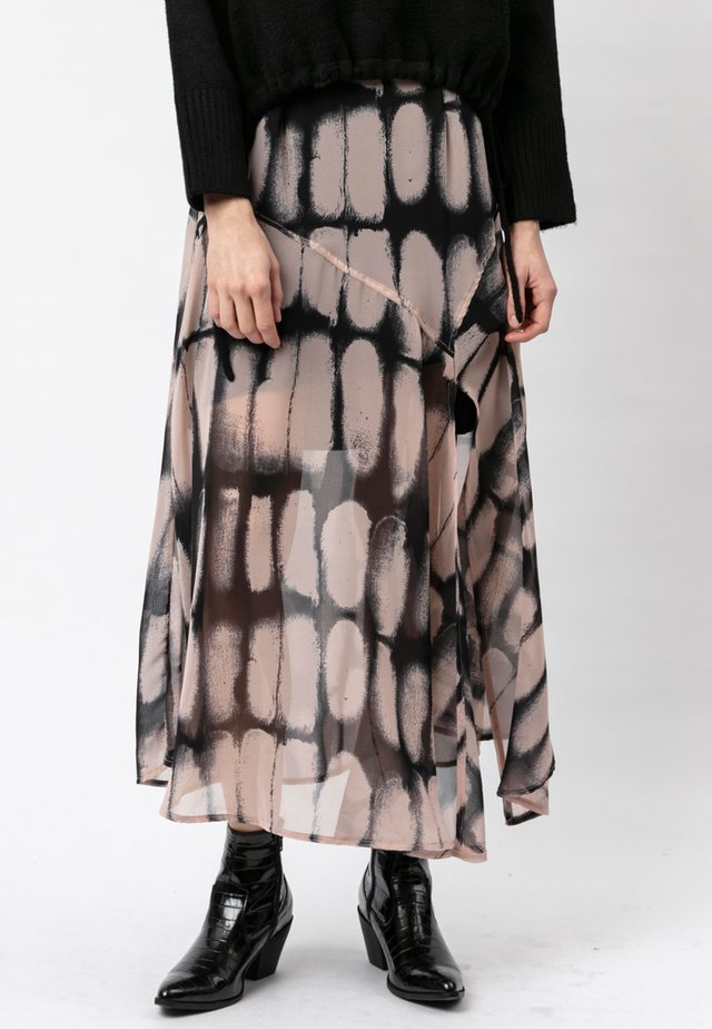 A-line skirt - luminary