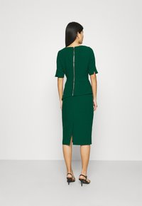 Ted Baker - ROMOLAA - Shift dress - dark green - 2