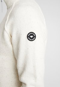 TOM TAILOR - COSY TROYER - Trui - offwhite - 4