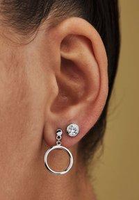 Selected Jewels - Earrings - silber - 0