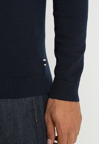 Jack & Jones - JJEBASIC  - Strickpullover - navy blazer - 5