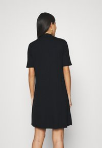 GAP - MOCK NECK DRESS - Jumper dress - true black - 2