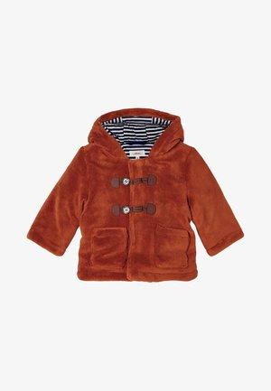 TEDDY - Winterjas - dark orange