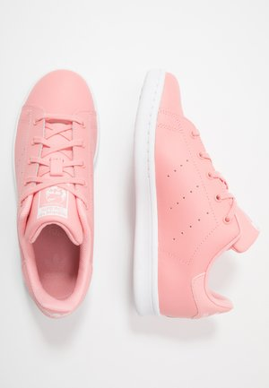 STAN SMITH - Sneakersy niskie - glow pink/footwear white