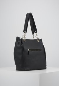 Guess - CHAIN TOTE - Tote bag - black - 0