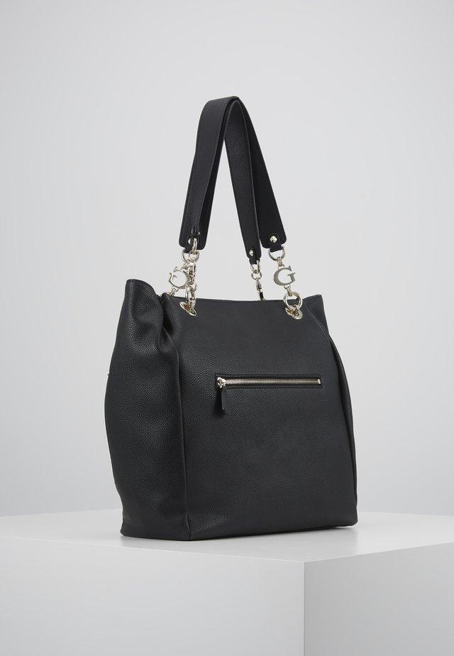 CHAIN TOTE - Tote bag - black