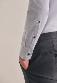 Seidensticker - BUSINESS SLIM - Shirt - schwarz - 3