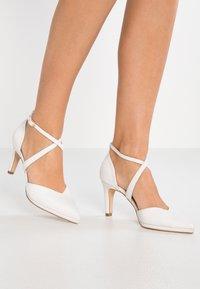 LAB - Bridal shoes - galassia blanco - 0