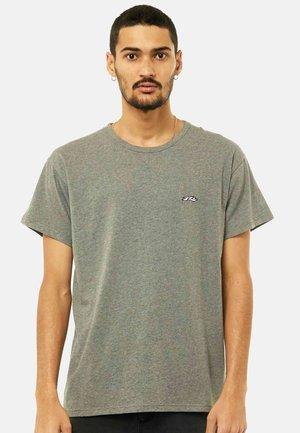 ANARCHY TEE - T-shirt basique - dark grey marle