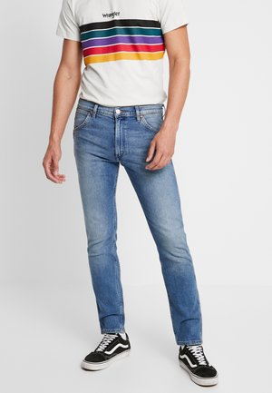 11MWZ - Slim fit jeans - blue denim