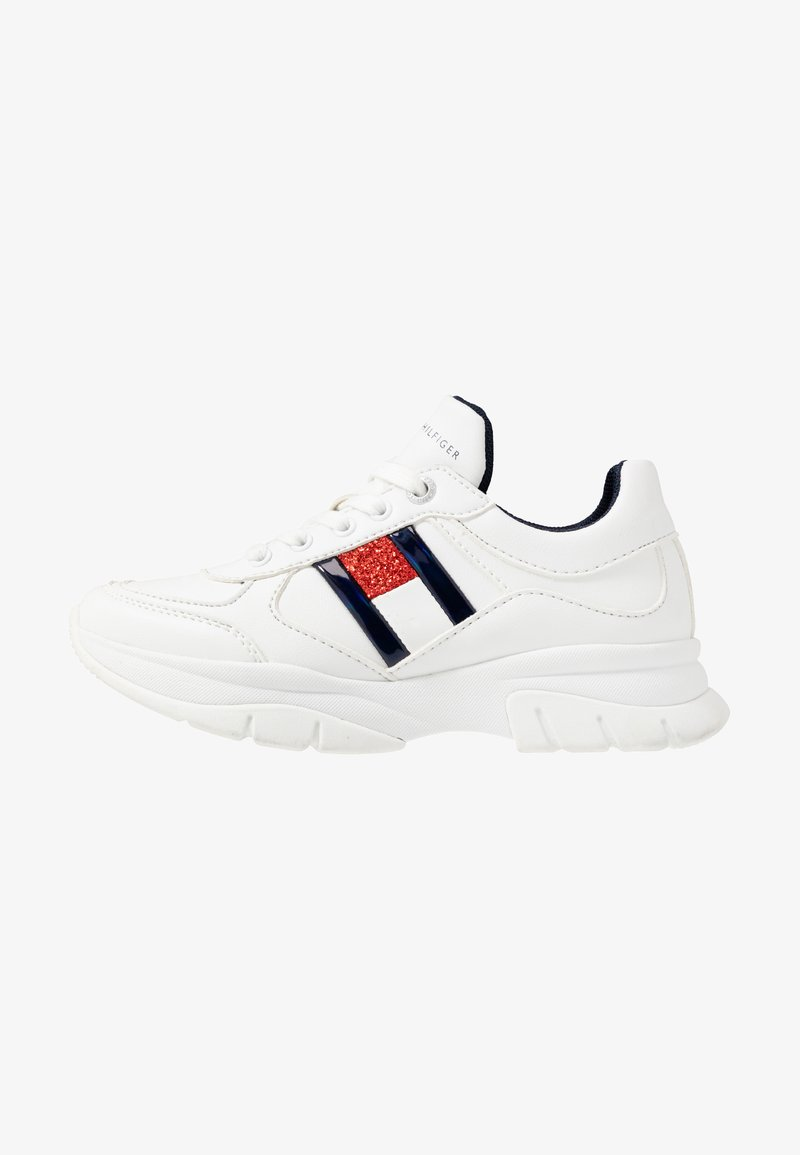 Tommy Hilfiger - Sneakers laag - white