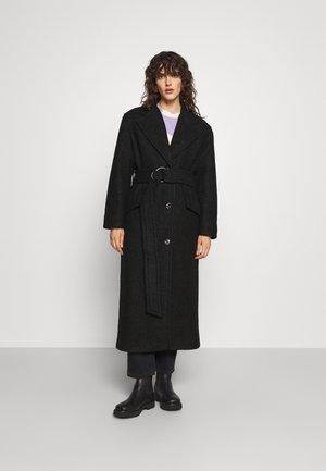IHMETELLEN COAT - Classic coat - black