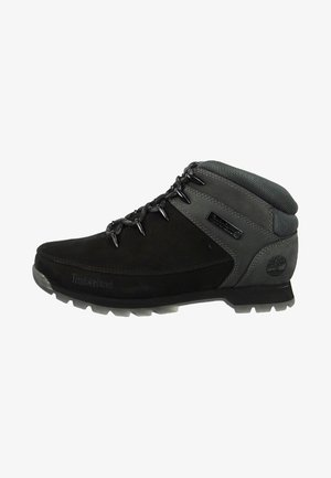 EURO SPRINT HIKER - Baskets basses - black/grey