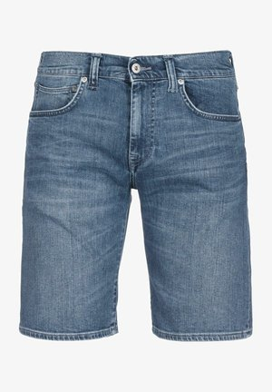 Denim shorts - night blue used