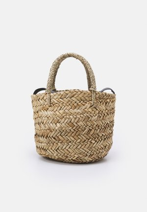 GIRL BAG - Kabelka - gray sand