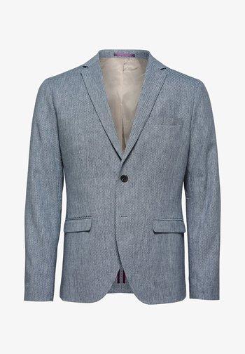 SLHSLIM WILL - Blazer jacket - dark blue 2