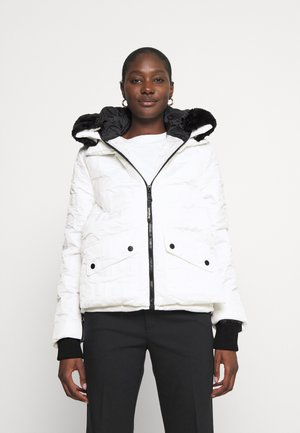 PADDED ANOUK - Winter jacket - blanco
