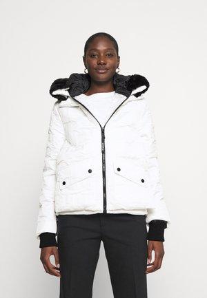 PADDED ANOUK - Veste d'hiver - blanco