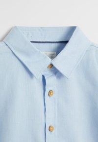 Mango - OXFORDP7-I - Camicia - blanc cassé - 3