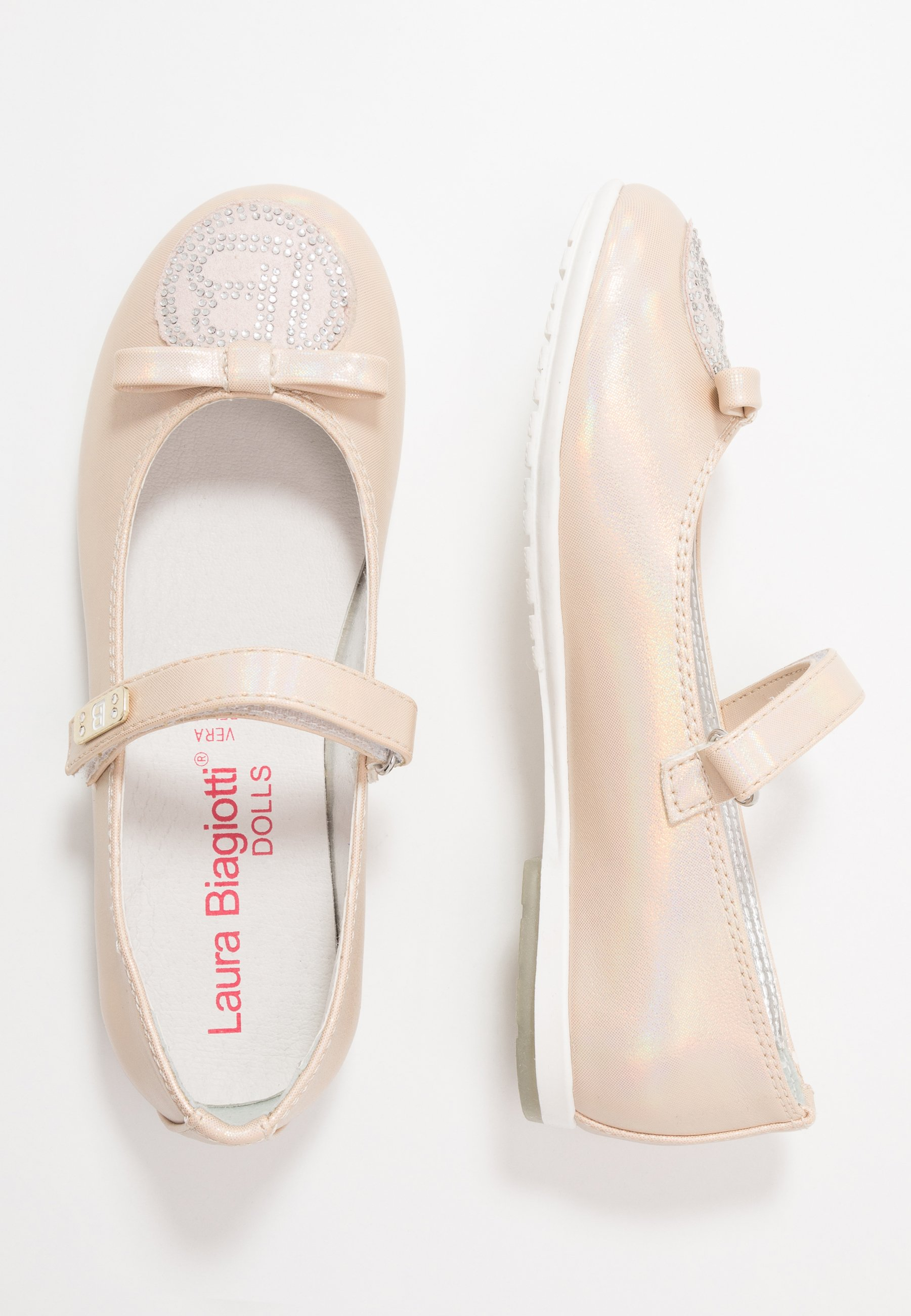 Discount Cheapest Laura Biagiotti Ankle strap ballet pumps - pink | kids shoes 2020 fgGmq