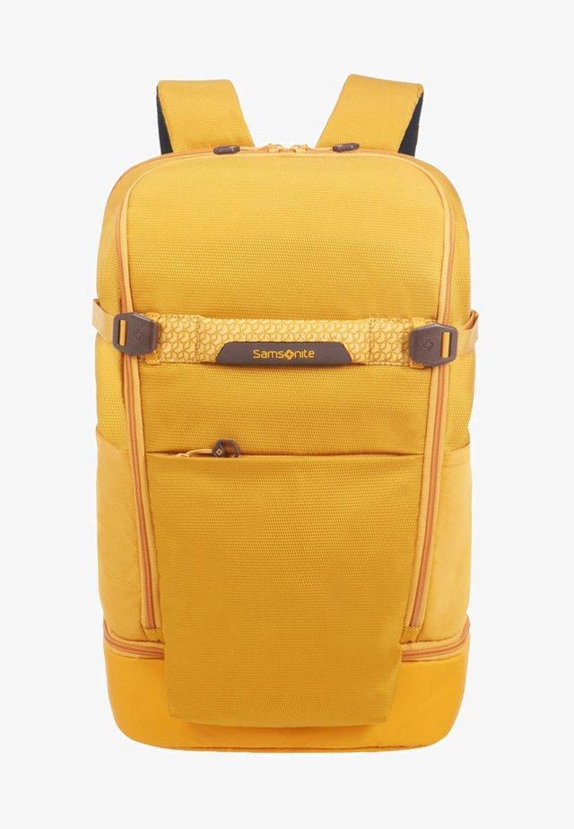 HEXA - Rucksack - dark yellow