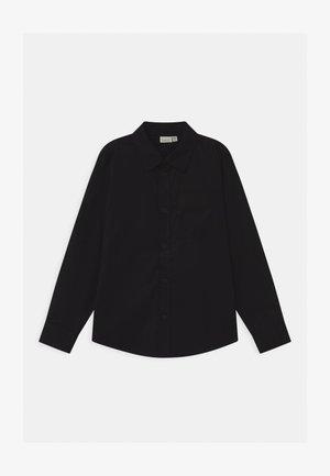 NKMRAUL - Shirt - black