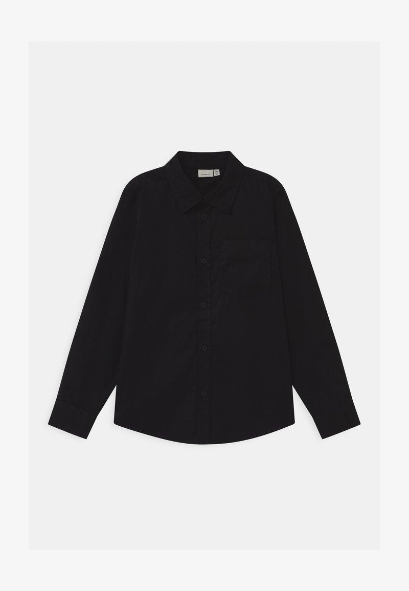 Name it - NKMRAUL - Shirt - black
