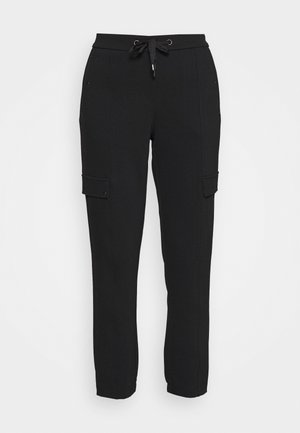 HOSE - Tracksuit bottoms - black