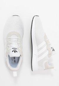 adidas Originals - X_PLR - Matalavartiset tennarit - footwear white/core black - 1