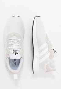 adidas Originals - X_PLR - Matalavartiset tennarit - footwear white/core black