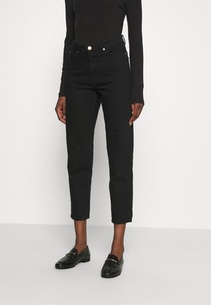 TROUSERS BETTY  - Straight leg jeans - black
