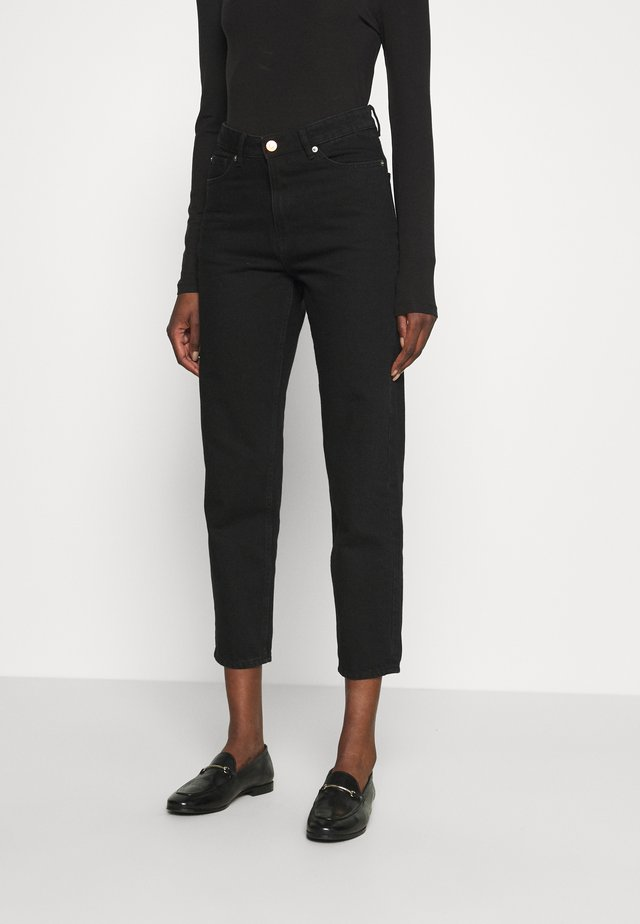 TROUSERS BETTY  - Jeans a sigaretta - black