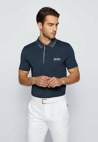BOSS - Polo shirt - dark blue - 0