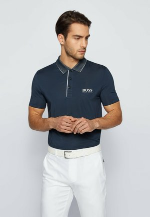 Poloshirts - dark blue