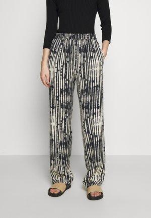 CAVALLO - Trousers - black