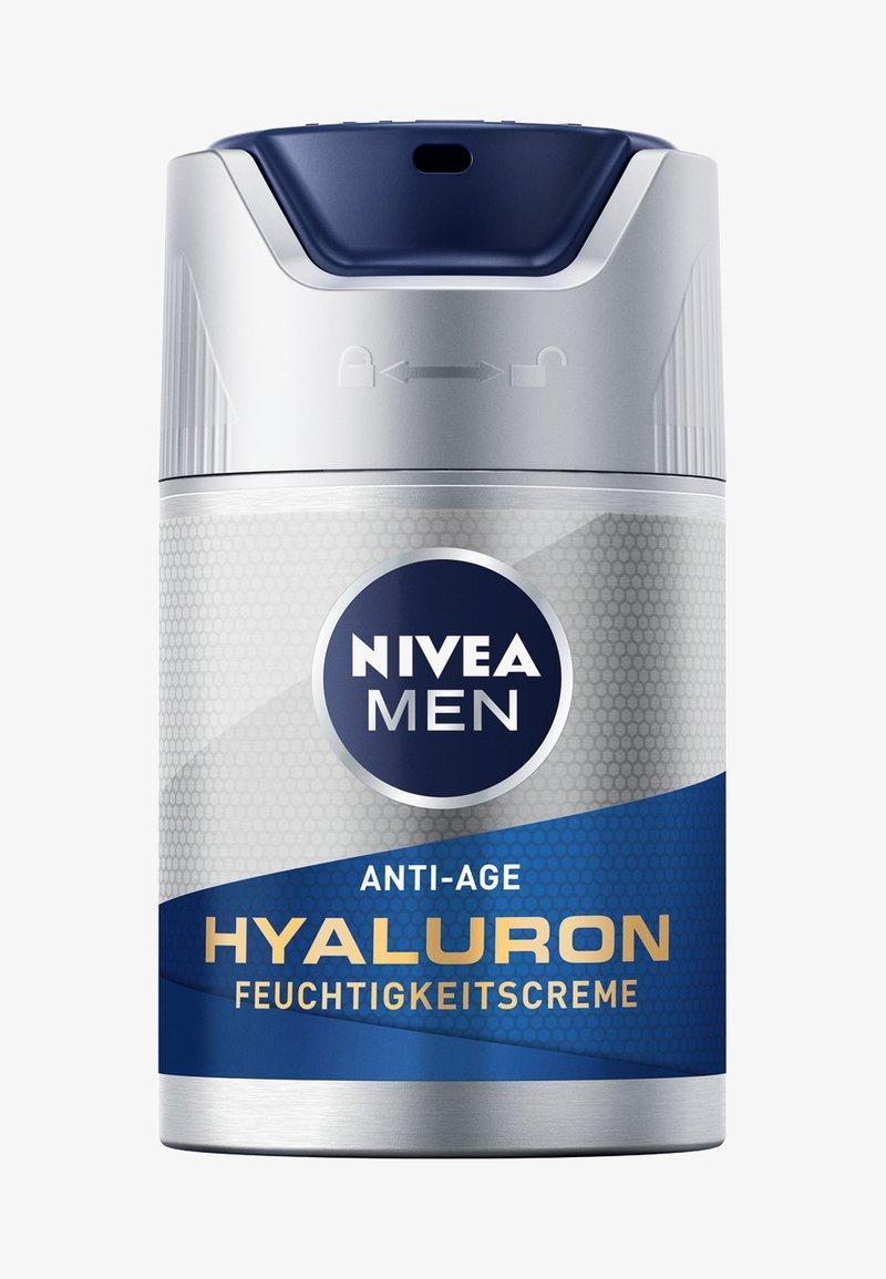 Nivea Men - ANTI-AGE HYALURON MOISTURIZING CREAM - Dagcrème - -
